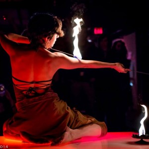Wingless Productions - Fire Performer in Detroit, Michigan