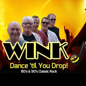 Wink 80's -90's classic rock - Classic Rock Band / 1990s Era Entertainment in Denver, Colorado
