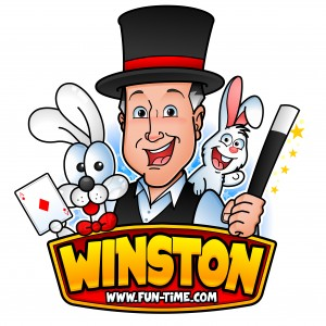 Winston The Balloon Wizard - Children's Party Magician in Fresno, California