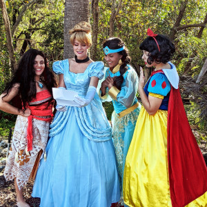 Wish Upon A Star: Princess Parties - Princess Party in Fort Myers, Florida