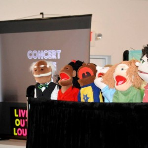 With His Hands Puppets - Puppet Show in Fayetteville, North Carolina