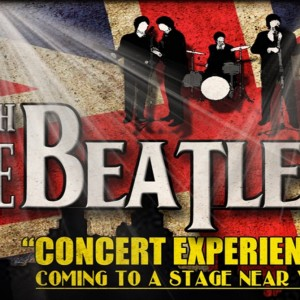 """With the Beatles"" Concert Experience - Beatles Tribute Band in Lakewood, California"