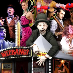 WIZBANG! Variety. Circus. Mayhem! - Variety Show / Traveling Circus in Cleveland, Ohio