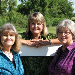 Women of Faith Trio