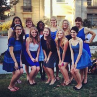 Women's Blue and White - A Cappella Singing Group in Claremont, California