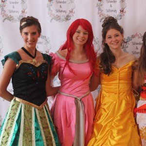 Wonder and Whimsy - Princess Party / Children's Party Entertainment in Traverse City, Michigan