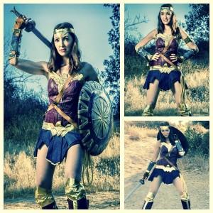 Wonder Woman - Look-Alike in Los Angeles, California