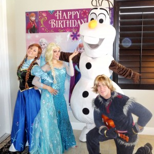 Wonderland Parties - Princess Party / Actress in Hollywood, Florida
