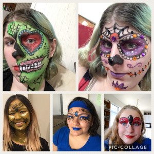 Wonders of Makeup - Face Painter / Halloween Party Entertainment in Houston, Texas
