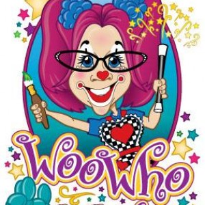 Woo Who! - Children's Party Entertainment / Body Painter in Austin, Texas
