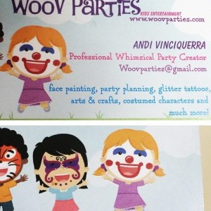 Woov Parties Kids Entertainment - Face Painter / Outdoor Party Entertainment in Bayside, New York