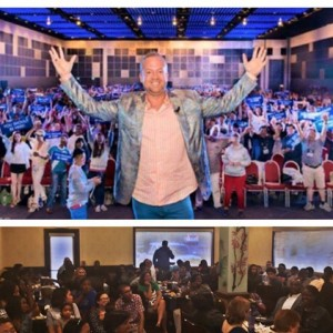 Work Hard Play Harder - Business Motivational Speaker in Dallas, Texas
