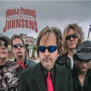 World Famous Johnsons - Rock Band in Denver, Colorado