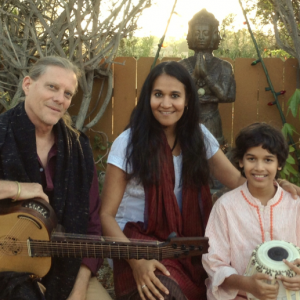 World Fusion - Chants and Rhythms of INDIA - World Music in Vancouver, British Columbia