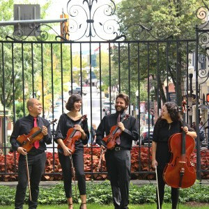 World Quartet - String Quartet in State College, Pennsylvania