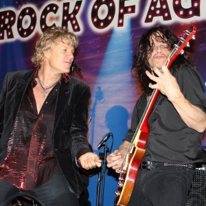 World Tour-Legends of Rock - Classic Rock Band in Los Angeles, California
