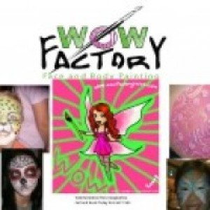 WOW FactorY Face and Body Art - Face Painter / Temporary Tattoo Artist in Wesley Chapel, Florida