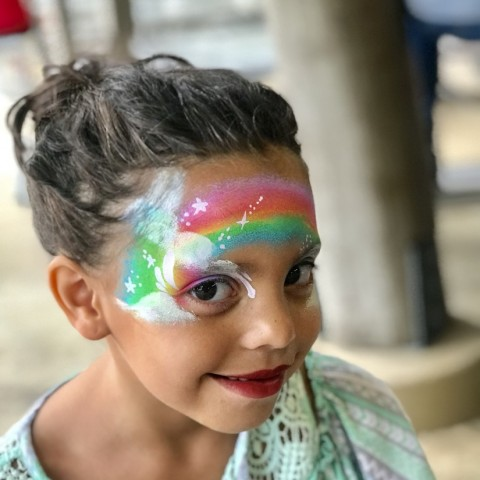 Hire Awesome Faces Face Painter In Nashville Tennessee