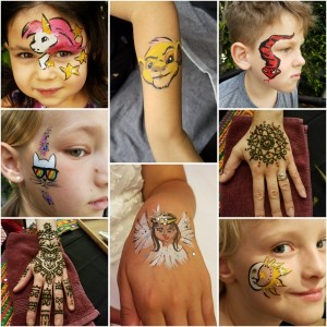 Ella Facepaint - Children's Party Entertainment / Airbrush Artist in Los Angeles, California
