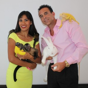 Exotic Animal Parties - Dove Release / Wedding Services in Fort Lauderdale, Florida