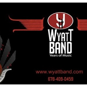Wyatt Band - Cover Band / Corporate Event Entertainment in Atlanta, Georgia