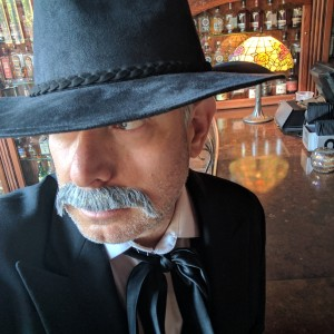 Wyatt Earp - Notorious Wild West Lawman - Historical Character in San Diego, California