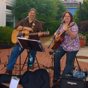 Wyatt & Shari Knapp - Americana/Roots - Folk Singer / Americana Band in Grand Rapids, Michigan