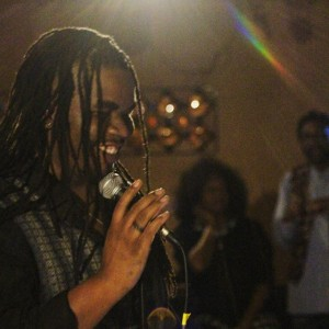 XoNe - Spoken Word Artist in Houston, Texas