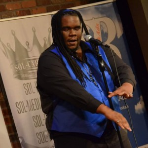 Xone the Poet - Spoken Word Artist in Houston, Texas