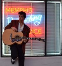 YOUNG Elvis & The Blue Suedes Rockabilly Tribute Show!