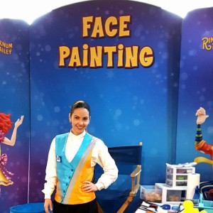Yadi - Face Painter in Miami, Florida