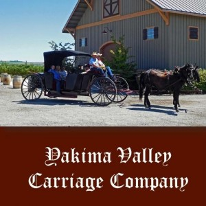 Yakima Valley Carriage Company - Horse Drawn Carriage / Holiday Party Entertainment in Yakima, Washington