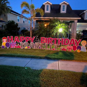 Sign Dreamers - Party Decor in Melbourne, Florida