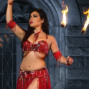 Yasmine - Fire Performer / Outdoor Party Entertainment in Westfield, New Jersey