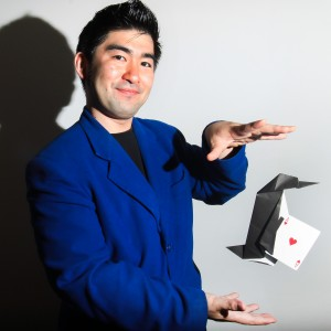 Yasu - Magic, Story & Origami Artist- - Children's Party Magician in Myrtle Beach, South Carolina
