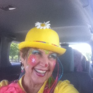 Yaya the clown and friends - Face Painter / College Entertainment in Miami, Florida