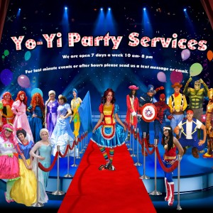 Yo-Yi Party Services
