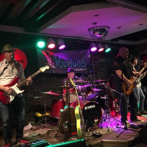 Voodudes - Cover Band / College Entertainment in Calgary, Alberta