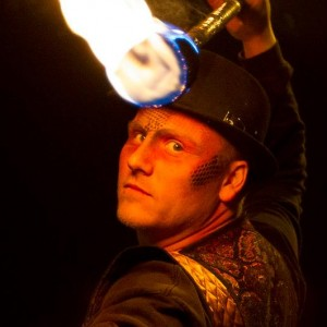 Yosh The Fire Guy - Fire Performer in Kansas City, Kansas