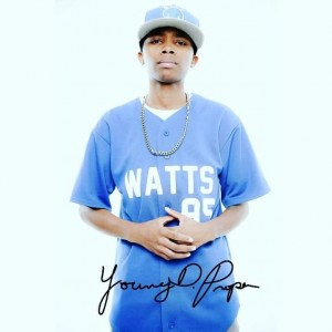 Young Dedicated Proper - Hip Hop Artist in Richmond, California