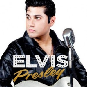 Young Elvis Presley - Elvis Impersonator / Portrait Photographer in San Antonio, Texas