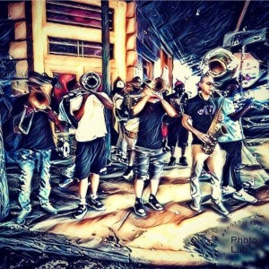 Young Fellaz Brass Band - Brass Band in New Orleans, Louisiana