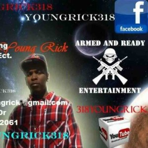 Young Rick - Rapper in Sacramento, California