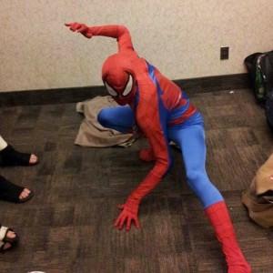 Your Friendly Neighborhood Spider-Kai - Costumed Character in Orillia, Ontario