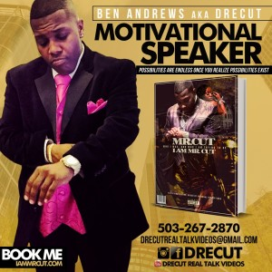 Your hiphop motivational speaker - Motivational Speaker / Leadership/Success Speaker in Portland, Oregon