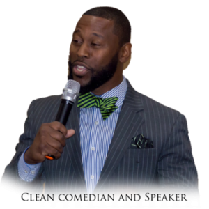 Clean Comedian/Motivational Speaker/Host - Stand-Up Comedian in Atlanta, Georgia