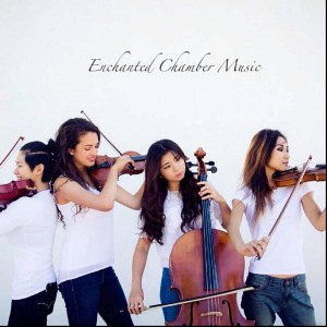 Yoyo Li - String Quartet / Wedding Entertainment in Riverside, California
