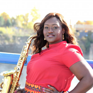 Yuressa Shonta - Saxophone Player in Huntsville, Alabama