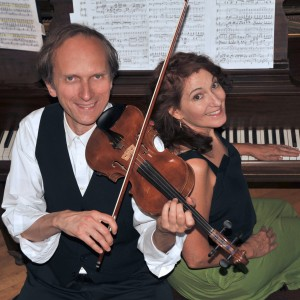 Z Cabernet Duo & Quartet - Violinist / 1940s Era Entertainment in Nevada City, California