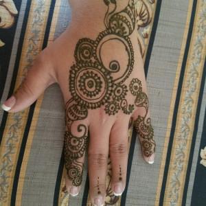 Zabardust Henna Dezigns - Henna Tattoo Artist in Everett, Washington